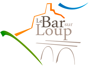 Site officiel de la mairie du Bar sur Loup Logo